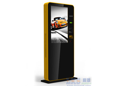 Touch Screen Information Standing Wifi Network Interactive LCD kiosk 42 inch