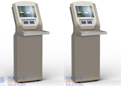 Custom Patient Medical Check In Kiosk / Self Service Information Kiosk